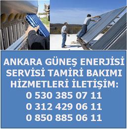 Güneş Enerjisi Çatı Kurulumu Ankara